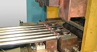 Máquina para soldar elementos