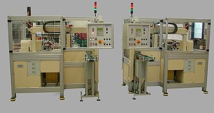 Installation de soyage QTS