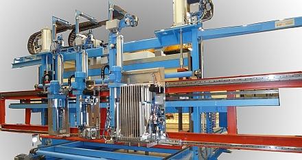 Özel makine yapımı